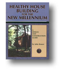 Cover, Healthy House Building for the New Millennium