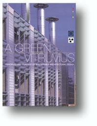 Cover, A Green Vitruvius