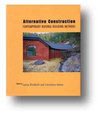 Cover, Alternative Construction: Contemporary Natural Building Materials